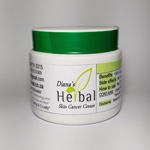 Cannabis Herbal Skin Cancer Cream