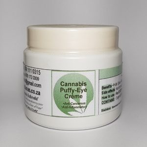 Cannabis Puffy Eye Crème