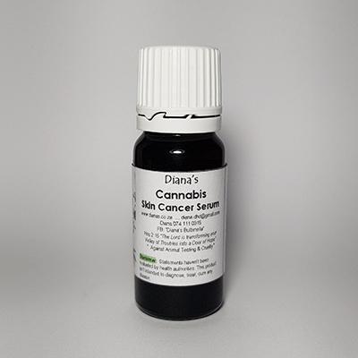 Cannabis Skin Cancer Serum