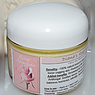 Rose Absolute Anti Ageing Day-Night Cream