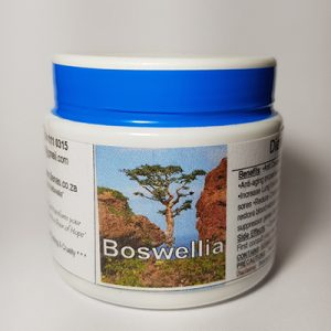Boswellia Resin Capsules
