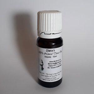 100% Natural Tissue Oil