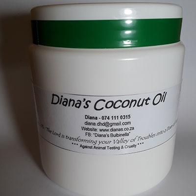 100% Refined Coconut Oil