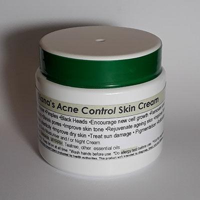Acne Control Skin Cream