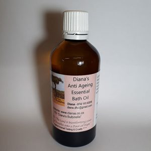 Anti Ageing Essential Bath Oil