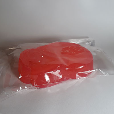 Glycerine-Coconut Soap Bar Rose