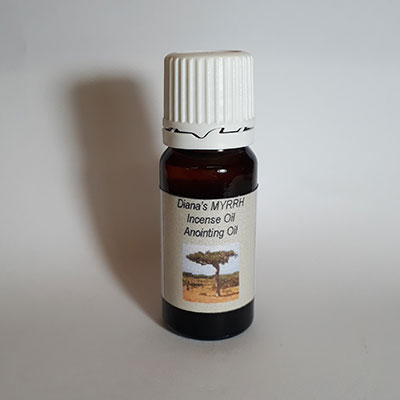 Myrrh Incense Oil