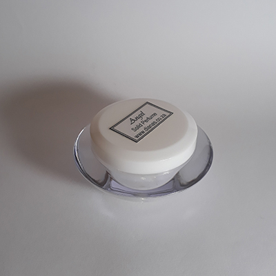 Solid Perfume acrylic jar Angel