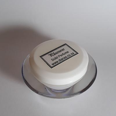 Solid Perfume acrylic jar Pleasures