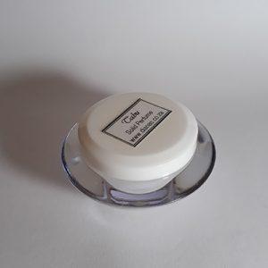 Solid Perfume acrylic jar Tabu