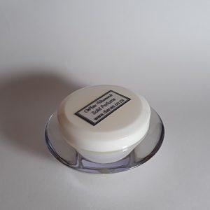 Solid Perfume acrylic jar White Diamonds